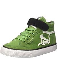 Zapatos verdes Drunknmunky infantiles aBtDT