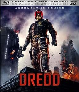 Dredd [Blu-ray] [2012] [Region A] [US Import]