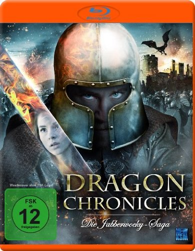 Bild von Dragon Chronicles - Die Jabberwocky-Saga [Blu-ray]