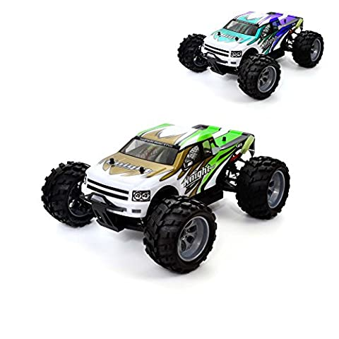 HSP Himoto 2.4Ghz RC OFF-ROAD MONSTERTRUCK ELEKTRO - BRUSHLESS EDITION!!!! Monster Truck Buggy Car Auto Rallye! R/C 4WD Allrad-Antrieb! Ready-to-Drive + Top-Speed + (Super-racing Seat)
