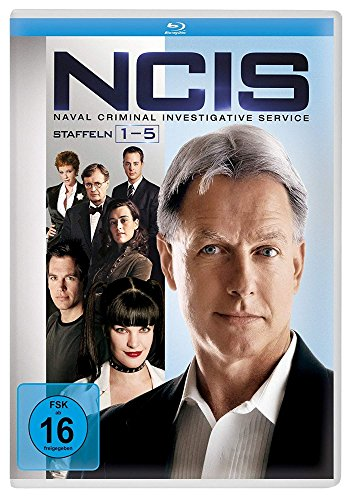 NCIS - Blu-ray Box-Set 1 - Staffel 1 - 5 (exklusiv bei Amazon.de)