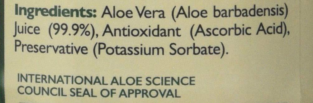 Aloe Pura Aloe Vera Juice Max Strength, 1L