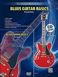 Ultimate Beginner Blues Guitar Basics Mega Pak: Book, CD & DVD (The Ultimate Beginner Series) by Keith Wyatt (2003-02-01)