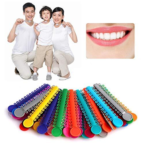 Collectsound - Lote 40 Cintas elásticas dentales