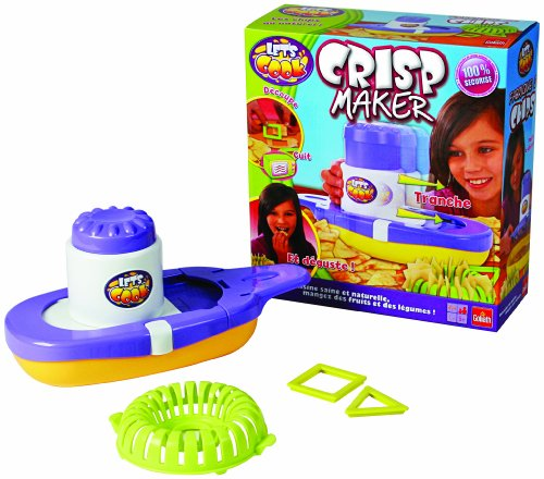 Goliath Toys 82211006 - Let's Cook Chips Maker