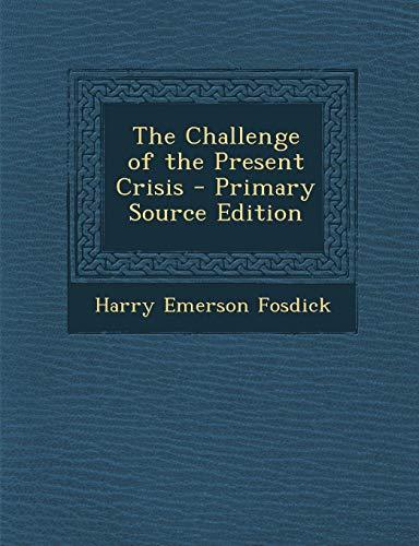 Emerson Zubehör (The Challenge of the Present Crisis)