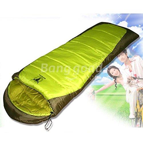 Bazaar Outdoor-Camping-Schlafsäcke -12 Grad Celsius Paar Schlafsäcke Twin Pack