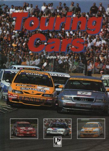 Touring Cars (Parragon Gift Books)