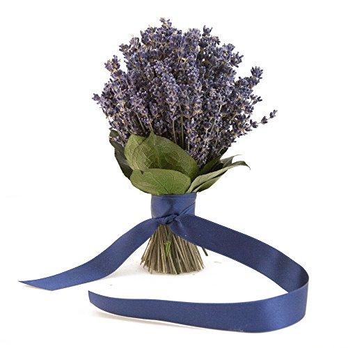 ROSEMARIE SCHULZ® Natürlicher Blumenstrauß Lavendelstrauß - Ø ca. 15cm