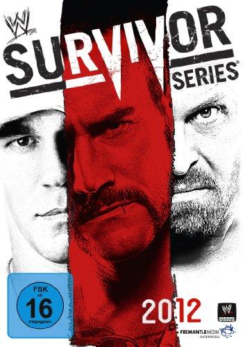 WWE - Survivor Series 2012 - Dvd-2012 Wwe