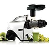Omega NC900HDC 6th Generation Nutrition Center Electric Juicer, Chrome by Omega