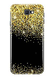 Noise Designer Phone Case / Cover for Samsung Galaxy A3 (2017) Duos / Samsung Galaxy A3 (2017) Edition Specially designed from the Popular Series of Bling / Shining Gold (GD-601)