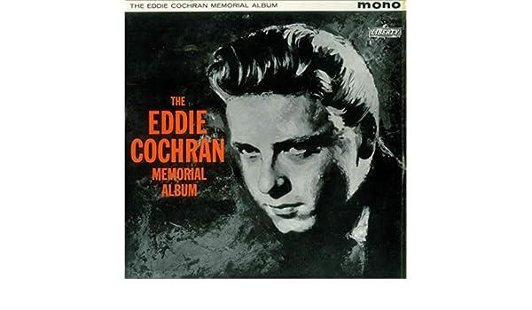 Eddie Cochran The Eddie Cochran Memorial Album Liberty Lbs