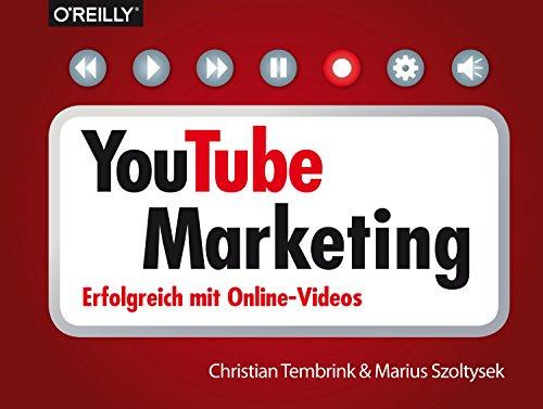 YouTube-Marketing: Erfolgreich mit Online-Videos (Querformater)