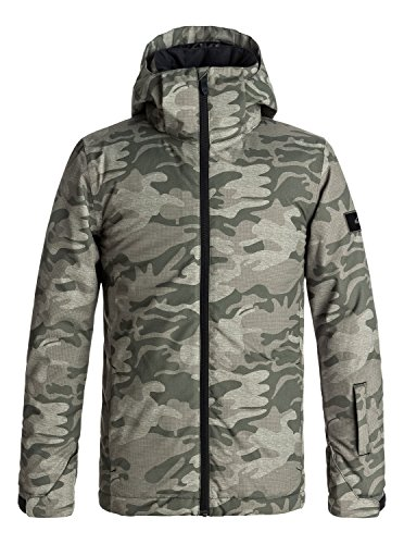 Quiksilver Mission – Snow Jacket for Boys 8-16 – Snow Jacke – Jungen 8-16 | 03613373964120