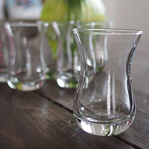Ajda Teegläser Tee Glas Teeglas 6er Set