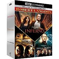 Robert Langdon-Da Vinci Code + Anges & démons + Inferno