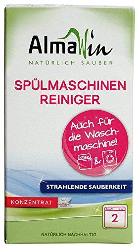 AlmaWin Bio Spül- und Waschmaschinen Reiniger (1 x 2 Btl)