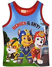 Paw Patrol Camiseta de Tirantes - Para Niño