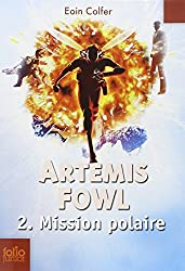 Artemis Fowl, 2 : Mission polaire