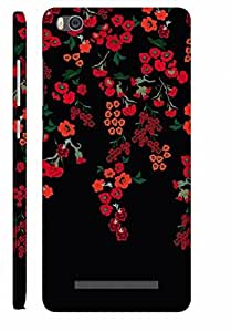 KALAKAAR Printed Back Cover for Xiaomi Mi 4i,Hard,HD Matte Quality,Lifetime Print Warrenty