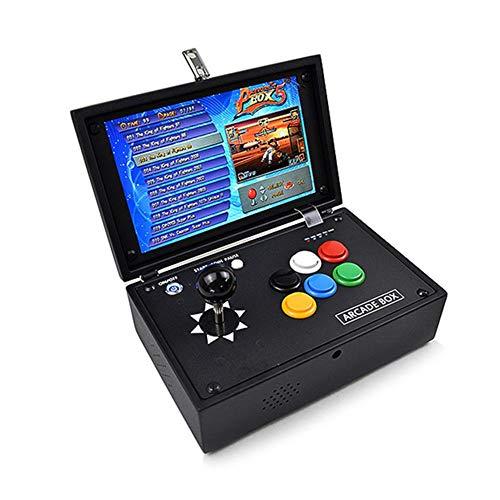 """Game Joystick Spielkonsole Pandora\'s Box Home Arcade Konsole Mini Arcade Machine - Pandora Box 3D 2177 In 1 Arcade-Spiel JAMMA HDMI Retro Konsole 10\""""Bildschirm"""