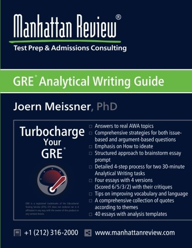 gre analytical writing essays