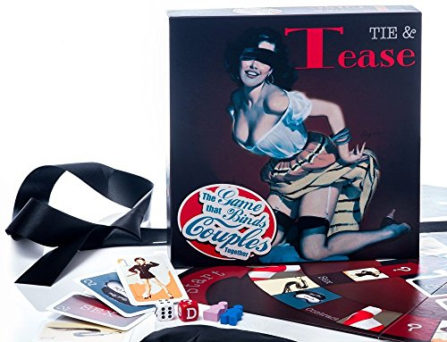 ABS Tie And Tease Brettspiel