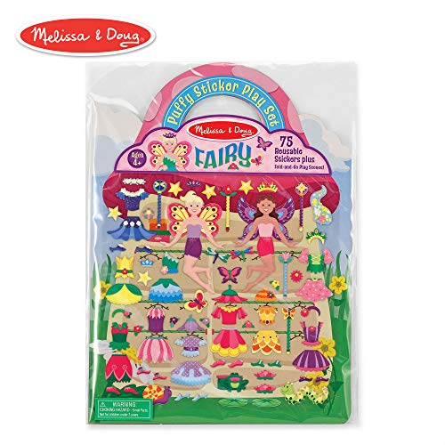 Puffy Sticker Play Set - Fairy Puffy Sticker Play Set - Fairy