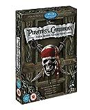 Pirates of the Caribbean 1-4 Boxset [Reino Unido] [Blu-ray]