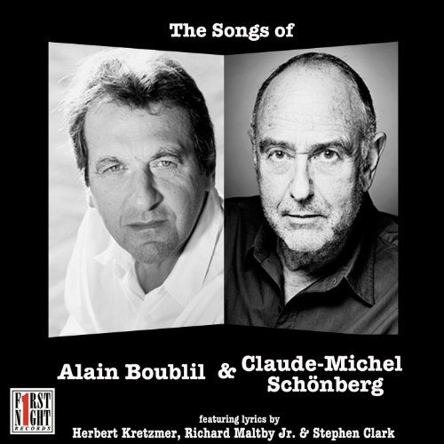 The Songs of Alain Boublil & C...