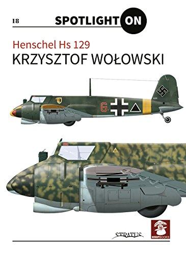 Henschel HS 129 (Spotlight on) por Krzysztof Wolowski