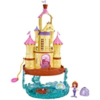 Mattel Disney Princess - Casa de muñecas Princesas Disney (CLK40)