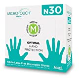 Best Nitrile - ANSELL MICRO-TOUCH N30 Powder & Latex Free Nitrile Review