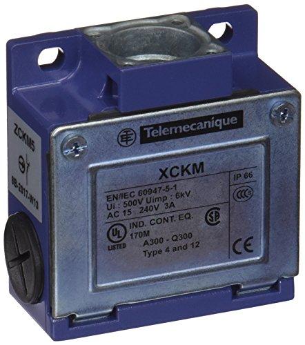 Schneider Electric ZCKM5 Cuerpo Xckm Nc/Na Dec.Rupt.Lenta Pg11