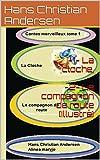 -1- La cloche, -2- Le compagnon de route (Illustré) (Contes merveilleux (11))