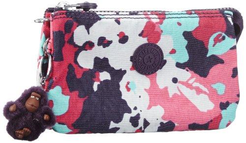 Kipling Women's Creativity L Wallets and Purses Print Flower K10976153