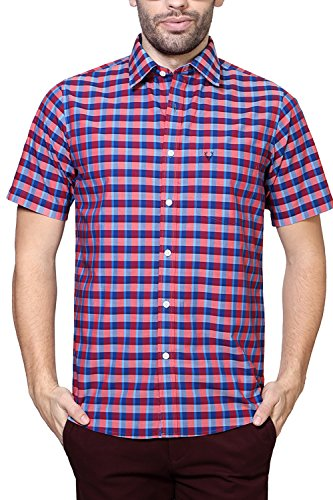 Allen Solly Men Slim Fit Shirt_amsh514g02813_38_multi