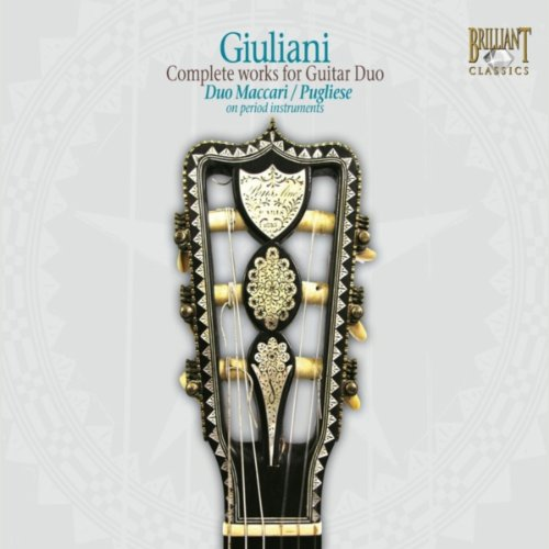 Giuliani: Complete Works for Guitar Duo