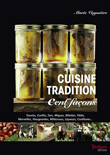 Cuisine tradition cent façons