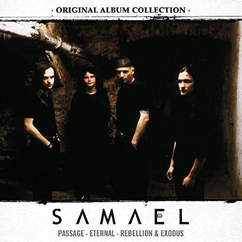 Original Album Collection (Passage / Eternal / Rebellion & Exodus)