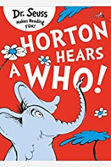 Horton Hears a Who (Dr Seuss) Paperback