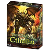 The Cards of Cthulhu - Solitaire Card Game - Battle Cultists - Slay Minions - Banish Horrors by DVG