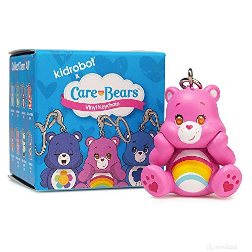 Unbekannt Care Bears Vinyl Keychain Blind Box Series -