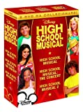 High school musical + High school musical: the concert + High school musical 2 [Import italien]