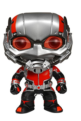 Funko - Figurina Marvel - Ant-Man Red Costum Pop 10Cm - 0849803049638