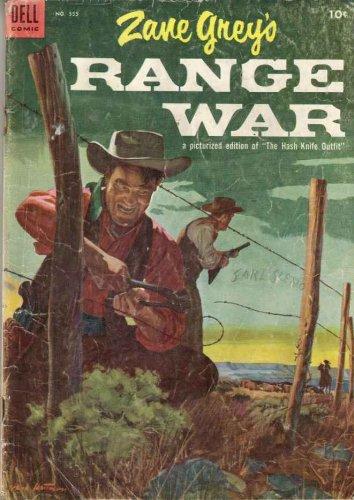 Range War, Picturized Edition of Western Novel
