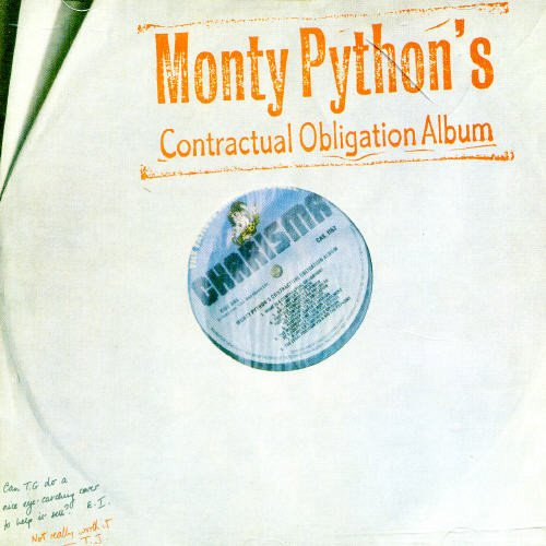 Monty Python'S Cotractual Obli