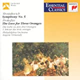 Symphony 5/Love for (Ormandy & Philadelphia Pso)