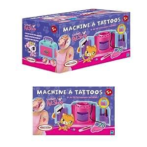 d 39 arp ge loisirs cr atifs machine a tattoos petshop jeux et jouets. Black Bedroom Furniture Sets. Home Design Ideas